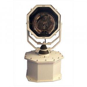 Прожекторы судовые с дистанционным механизированным управлением с пультом ДУ