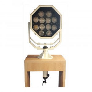 Прожекторы судовые с дистанционным ручным управлением из рубки