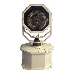 Прожектор судовой поисковый галогенный МСПЛ-МН-400-ГЛ