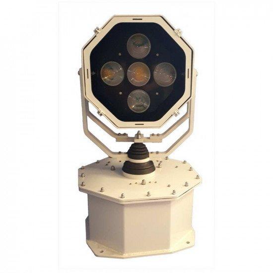 Прожектор судовой поисковый светодиодный МСПЛ-МН-400-СВД