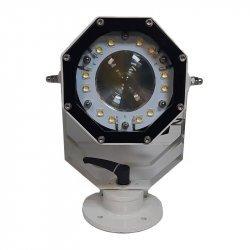Прожектор судовой поисковый светодиодный МСПЛ-ПН-200-СВД