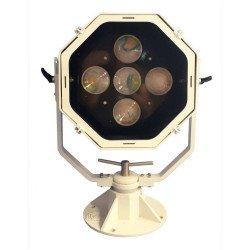 Прожектор судовой поисковый МСПЛ-ПН-400-СВД