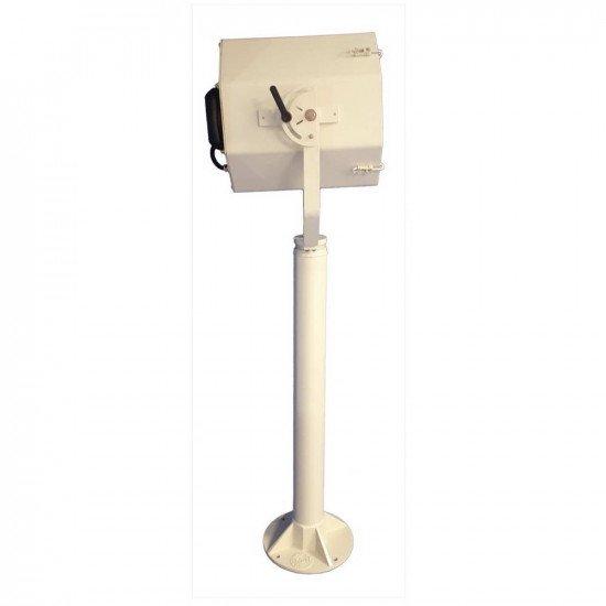 Прожектор судовой поисковый МСПЛ-ПВ-400-СВД