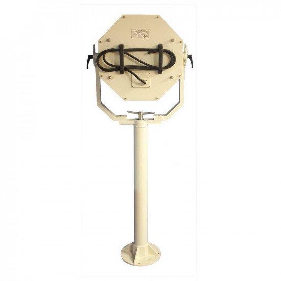 Прожектор судовой поисковый галогенный МСПЛ-ПВ-500-ГЛ