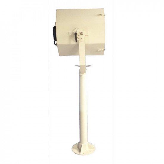 Прожектор судовой поисковый светодиодный МСПЛ-ПВ-500-СВД